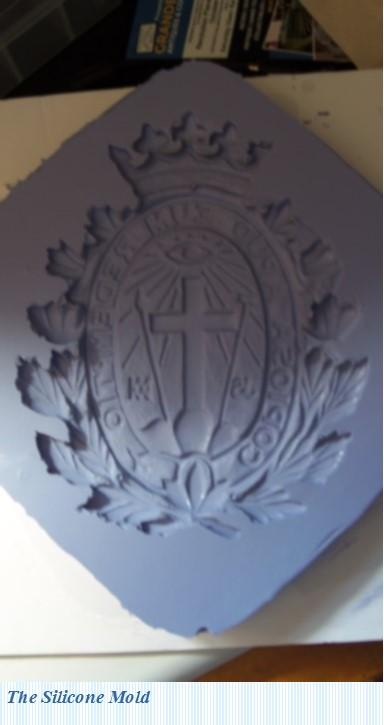 Redemptorists ca :: Redemptorists ca: Cold-Cast Bronze Emblem
